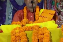 durga puja 2019 रामपुर जलालपुर